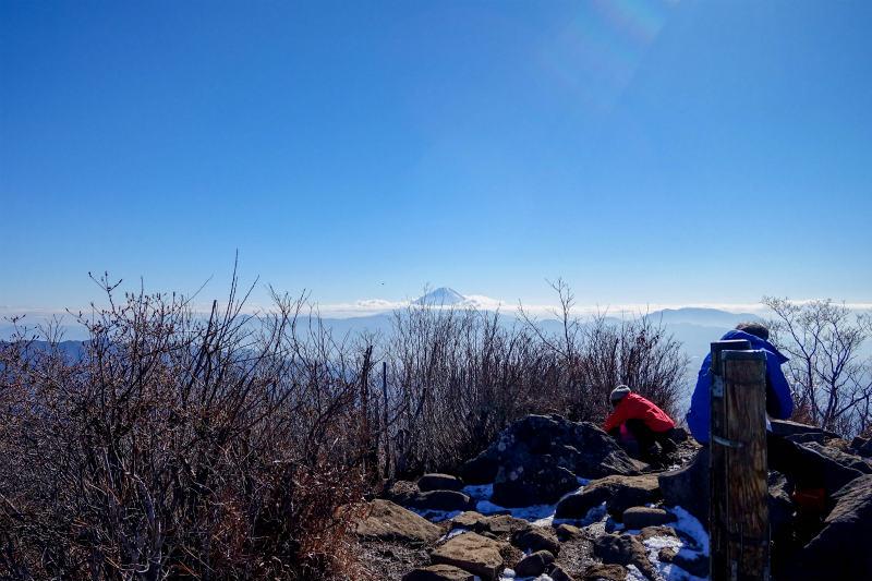 181215 茅ヶ岳