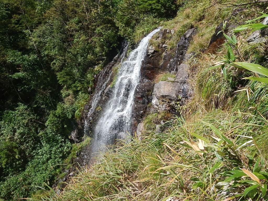 小赤沢20m大滝
