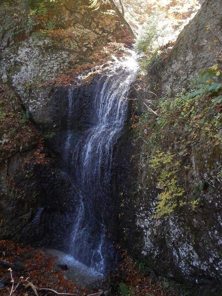 Co1070付近の10m付近の10m滝