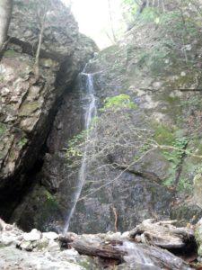 タナ沢大滝