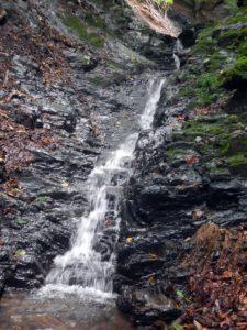 6m3段の滝
