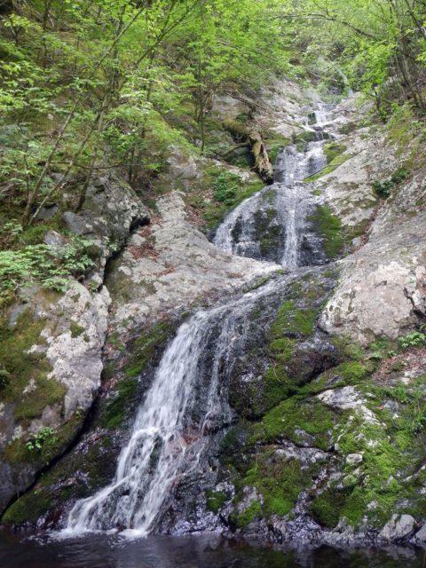 Co1470左俣の連瀑